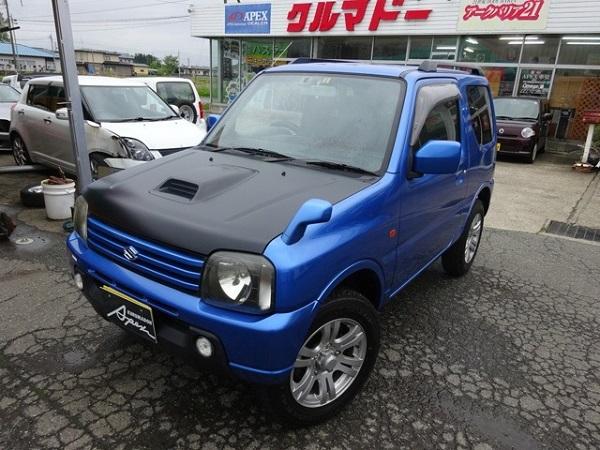スズキ ジムニー660 XC 4WD