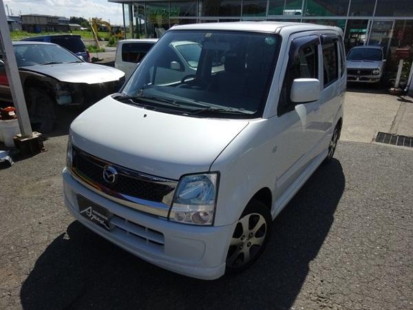 マツダ AZ-ワゴン660 FX-Sスペシャル 4WD