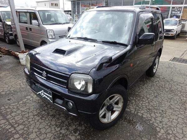 スズキ ジムニー660 ランドベンチャー 4WD